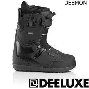 予約商品 21-22 DEELUXE ディーラックス DEEMON TF ディーモン ティーエフ BLACK 熱成形STAGE4サーモインナー メンズ レディース|extreme-ex