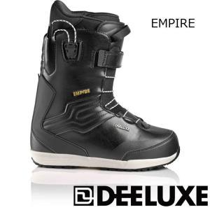 予約商品 21-22 DEELUXE ディーラックス EMPIRE TF エンパイア ティーエフ 熱成形STAGE4サーモインナー BLACK 熱成形サーモインナー メンズ レディース|extreme-ex