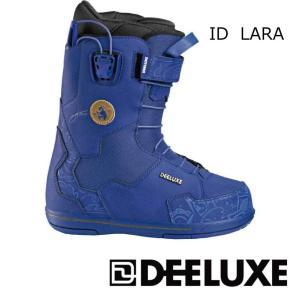 予約商品 20 DEELUXE ID LARA TF Boots Black (W) ディーラックス...