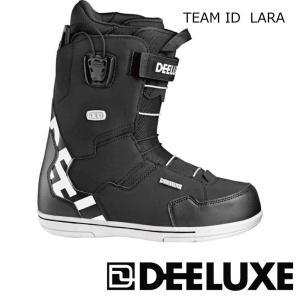 予約商品 20 DEELUXE ID TEAM LARA TF Boots Black (W) ディ...