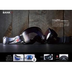 19 DICE Goggle BANK BK/W(419)/アイスミラー/ウルトラライトパープル調光 ダイス バンク ボードゴーグル BK8426bk/w 18-19|extreme-ex