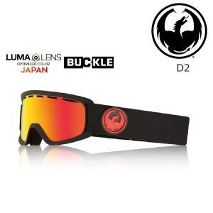19 DRAGON Goggle D2 JET /Lumalanes J.RedIon (Y) アジアンフィット ドラゴン ディートゥー ゴーグル ボードゴーグル 801 18-19|extreme-ex