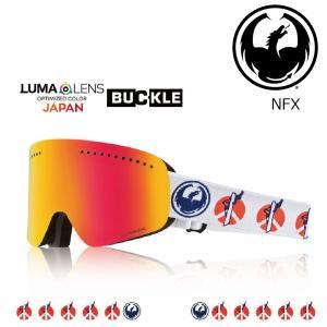 19 DRAGON Goggle NFX DANNY DAVIS /Lumalanes J.RedIon アジアンフィット ドラゴン エヌエフエックス ゴーグル ボードゴーグル 009 18-19|extreme-ex