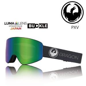 19 DRAGON Goggle PXV ECHO SILVER /Lumalanes J.Green アジアンフィット ドラゴン ピーエックスブイ ゴーグル ボードゴーグル H05 18-19|extreme-ex