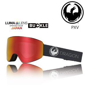 19 DRAGON Goggle PXV ECHO SILVER /Lumalanes J.RedIon アジアンフィット ドラゴン ピーエックスブイ ゴーグル ボードゴーグル H01 18-19|extreme-ex