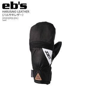 EB'S Harusaki Leather JOINT エビス 春先レザー スノーグローブ 2018-19|extreme-ex