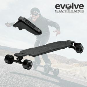 電動スケートボード Evolve SkateBoards GTR Carbon Street 39インチ リモコン カーボンデッキ エボルブ スケートボード 電スケ サーフライド スケボー extreme-ex