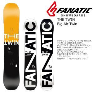 18 FANATIC THE TWIN 150cm ファナティック ザツイン ポップキャンバー 17-18|extreme-ex