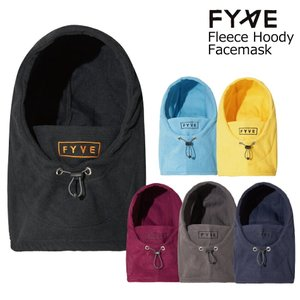 予約商品 21-22 FYVE ファイブ Fleece Hoody Facemask フリース フーディー フェイスマスク メンズ レディース スノーボード スノボ スノボー|extreme-ex