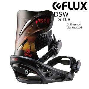 18 FLUX DSW B/D S.D.R フラックス ディーエスダブリュ― スノーボード バインディング 17-18 2017-18|extreme-ex