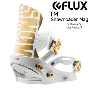 18 FLUX TM B/D SnowBoarder フラックス ティーエム スノーボード バインディング 17-18 2017 2017-18|extreme-ex