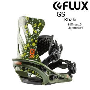 18 FLUX W GS B/D Khaki フラックス レディース ジーエス スノーボード バインディング 17-18 2017 2017-18|extreme-ex