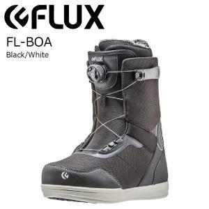 19 Flux FL-BOA Boots Black フラックス エフエルボア スノーボード ボア 18-19|extreme-ex