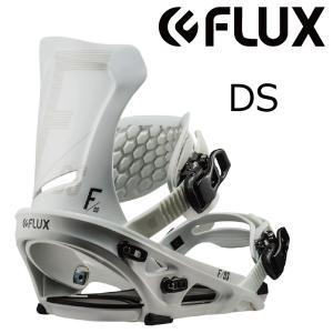 特典付 19 FLUX ビンディング DS White フラックス bindings ディーエス スノーボード 18-19 2018|extreme-ex