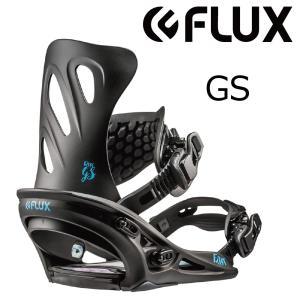 特典付 19 FLUX ビンディング GS Black Womens フラックス bindings ジーエス スノーボード 18-19 2018|extreme-ex