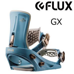 特典付 19 FLUX ビンディング GX Sax Blue (W) フラックス bindings ジーエックス スノーボード 18-19 2018|extreme-ex