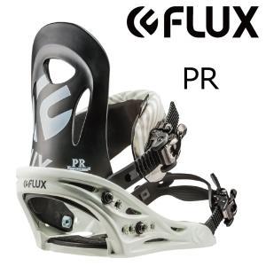特典付 19 FLUX ビンディング PR Binding Black/White フラックス ピーピー スノーボード 18-19 2018|extreme-ex