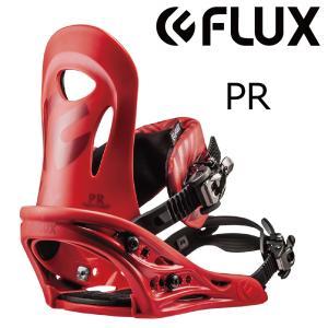 特典付 19 FLUX ビンディング PR Red フラックス ピーアール スノーボード 18-19 2018|extreme-ex