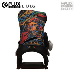 予約商品 11月末発売予定 21-22 FLUX フラックス DS LTD ディーエス エルティーディー BlackSplash ブラックスプラッシュ S M L メンズ レディース ビンディング extreme-ex