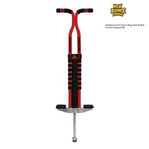 代引き不可商品 NewBounce ProSport Pogo stick BL/RD ex.#3104-ProSport BR プロスポーツ ポゴ ブラック/レッド ホッピング ポゴスティック extreme-ex