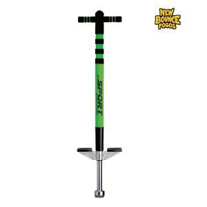代引き不可商品 NewBounce Sport Pogo stick BL/GRN ex.#3103-Sport BG スポーツポゴスティック ブラック/グリーン extreme-ex