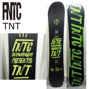 5大特典付 19 FNTC TNT Black/Green エフエヌティーシー ティエヌティ ダブルキャンバー 19Snow スノーボード|extreme-ex