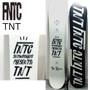 5大特典付 19 FNTC TNT Whtie/Black エフエヌティーシー ティエヌティ ダブルキャンバー 19Snow スノーボード extreme-ex