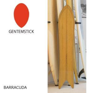 19 GENTEMSTICK BARRACUDA (18031)  ゲンテン スティック バラクーダ TTSNOWSURFシリーズ 19Snow スノーボード|extreme-ex