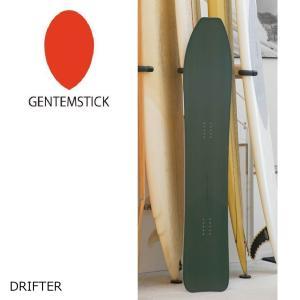 4大特典付 19 GENTEMSTICK DRIFTER (18053)  ゲンテン スティック ドリフター SNOWSURFシリーズ 19Snow スノーボード|extreme-ex