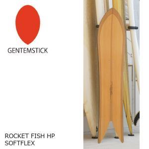 予約商品 4大特典付 19 GENTEMSTICK ROCKET FISH HP SOFTFLEX (18030)  ゲンテン スティック ロケットフィッシュHP TTSNOWSURFシリーズ 19Snow|extreme-ex