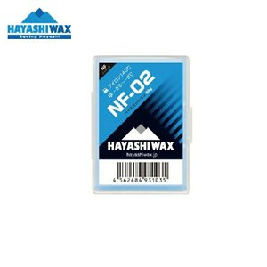 HAYASHI Wax NF-02 BASE 80g ベースミッション ハヤシワックス -2度-8度 ベースワックス ベース|extreme-ex