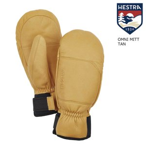 予約商品 21-22 HESTRA ヘストラ 30431 OMNI MITT Tan オムニミット 6 7 8 9 タン  グローブ 正規品 スノボー スキー|extreme-ex