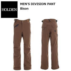 18 HOLDEN DIVISION Pant 3カラー ホールデン デビジョン パンツ 17-18 2017-18|extreme-ex