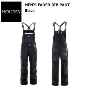 18 HOLDEN FADER BIB Pant 2カラー ホールデン フェダー ビブ パンツ 17-18 2017-18|extreme-ex