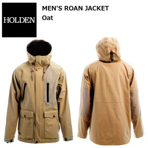 18 HOLDEN ROAN Jacket 3カラー ホールデン ロオン ジャケット 17-18 2017-18|extreme-ex