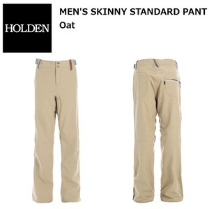 18 HOLDEN SKINNY STANDARD Pant 6カラー ホールデン スキニー スタンダード パンツ 17-18 2017-18|extreme-ex