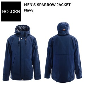 18 HOLDEN SPARROW Jacket 3カラー ホールデン スパロー ジャケット 17-18 2017-18|extreme-ex