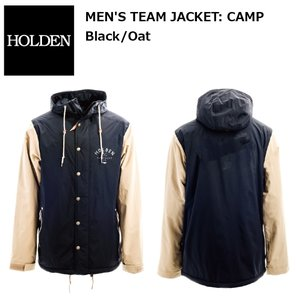 18 HOLDEN TEAM Jacket CAMP 4カラー ホールデン チーム ジャケットキャンプ 17-18 2017-18|extreme-ex