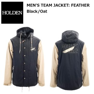 18 HOLDEN TEAM Jacket FEATHER 4カラー ホールデン チーム ジャケットフェザー 17-18 2017-18|extreme-ex