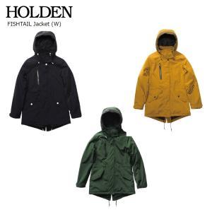 19 HOLDEN FISHTAIL Jacket (W) ホールデン フィッシュテイル ジャケット スノーボードウエア 18-19 2018 19Snow|extreme-ex