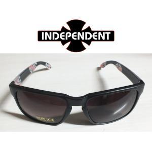 INDEPENDENT SUNGLASS Black インディペンデント サングラス|extreme-ex