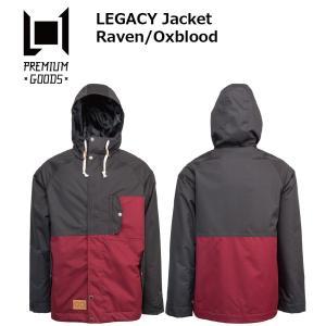 18 L1 LEGACY Jacket 3カラー エルワン レガシー ジャケット 17-18 2017-18|extreme-ex