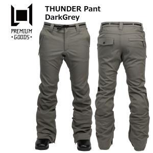 18 L1 THUNDER Pant 4カラー エルワン サンダー パンツ 17-18 2017-18|extreme-ex