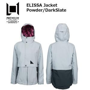 18 L1 W ELISSA Jacket 4カラー エルワン ウーマンズ エリッサ ジャケット LITA L1TA リタ 17-18 2017-18|extreme-ex