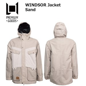 18 L1 WINDSOR Jacket 4カラー エルワン ウインズオア ジャケット 17-18 2017-18|extreme-ex