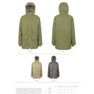 予約商品 19 L1 GRIMEY Jacket エルワン グライミー ジャケット スノーボードウエア 18-19 2018 19Snow|extreme-ex