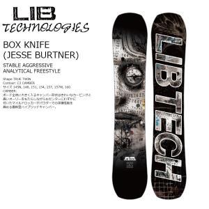 18 LIB-TECH BOX KNIFE 151cm (J...