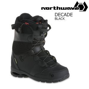 18 NORTH WAVE DECADE S Boots Black ノースウェーブ ディケード スノーボード ブーツ 17-182017 2017-18|extreme-ex