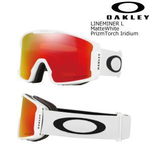 予約商品 21-22 OAKLEY オークリー Goggle ゴーグル LINEMINER L FP Black / PrizmSapphire-Iridium ラインマイナー ラージ ファクトリーパイロット ブラック|extreme-ex