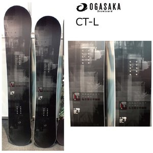 4大特典付 19 OGASAKA CT-L 10サイズ オガサカ シーティーリミテッド ラウンドティップ 19Snow スノーボード 18-19|extreme-ex